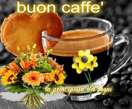 Buon caffe per un sereno pomeriggio buon pomeriggio