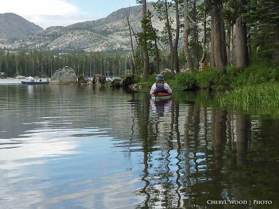 kayaking wrights lake