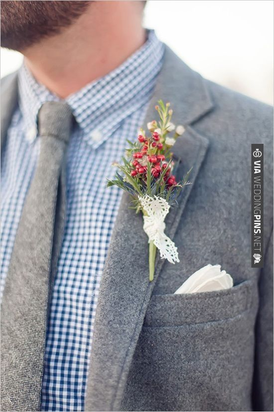 groomsman rustic boutineers | CHECK OUT MORE IDEAS AT WEDDINGPINS.NET | #bridesmaids