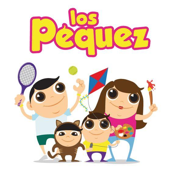 Aquí os presentamos a la Familia Péquez, la familia maña más molona.