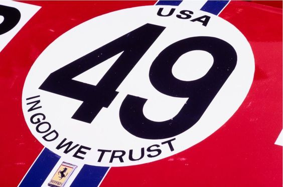Alain Cudini, Philippe Gurdjian & John Morton, NART Ferrari 512BB/LM, 1981 24 Heures du Mans