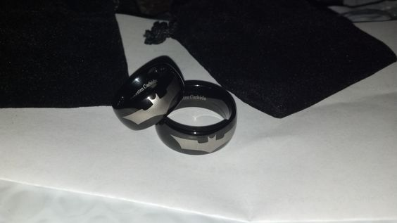 holy bananas batman! theyre him and her rings! :D