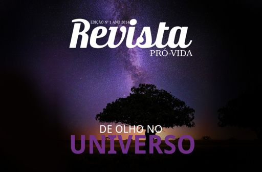 'De olho no Universo (Português)' by Revista PRÓ-VIDA