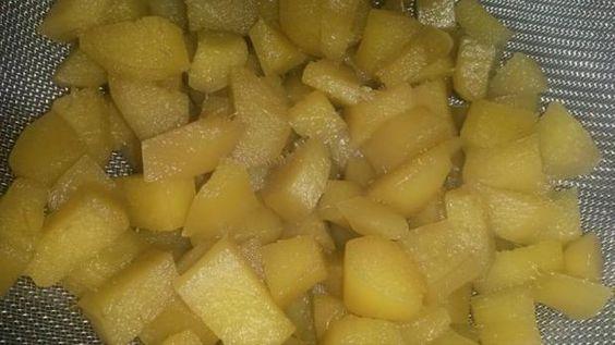 Rezept: Kandierter Ingwer