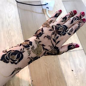 Wow Mehndi Design Images Mehndi Designs Floral Henna Designs