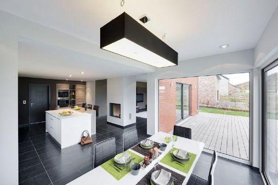 Design Keuken Lamp : Indeling keuken woonkamer eetruimte Huis Pinterest
