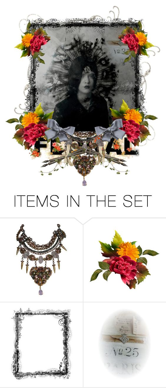 """""""The Lonely Artist"""" by tattered-rose ❤ liked on Polyvore featuring art"""