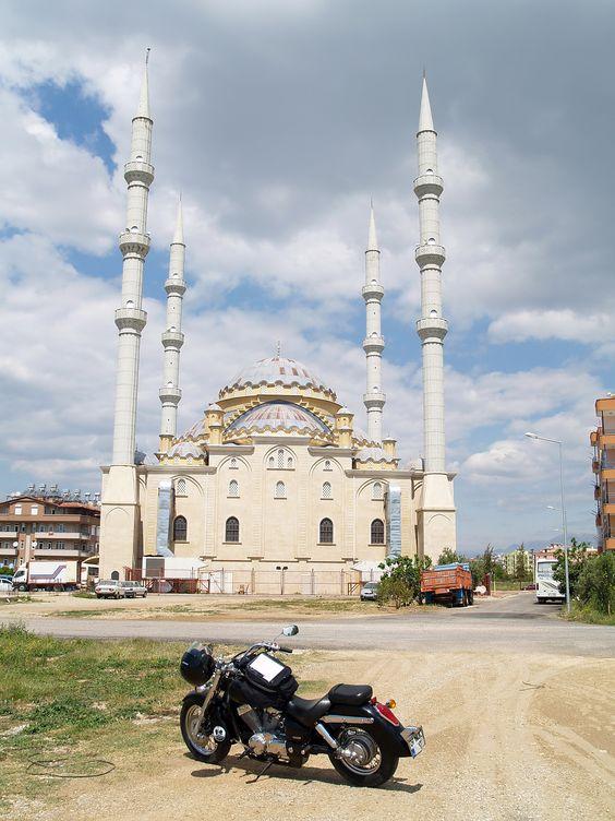 Türkei - mit dem Moped
