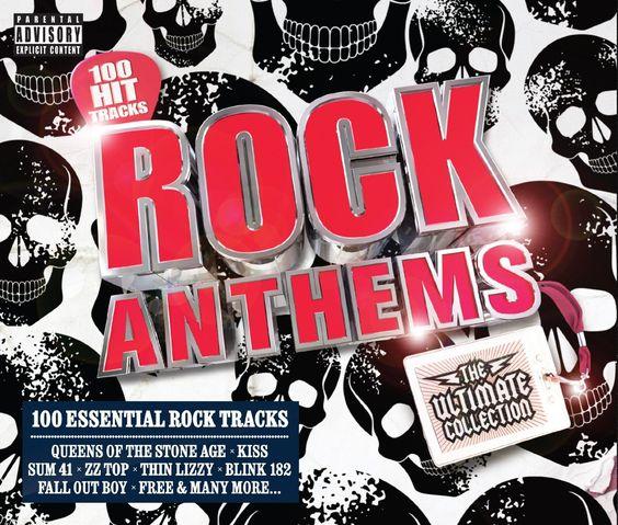 Rock Anthems - Rock Anthems, Grey