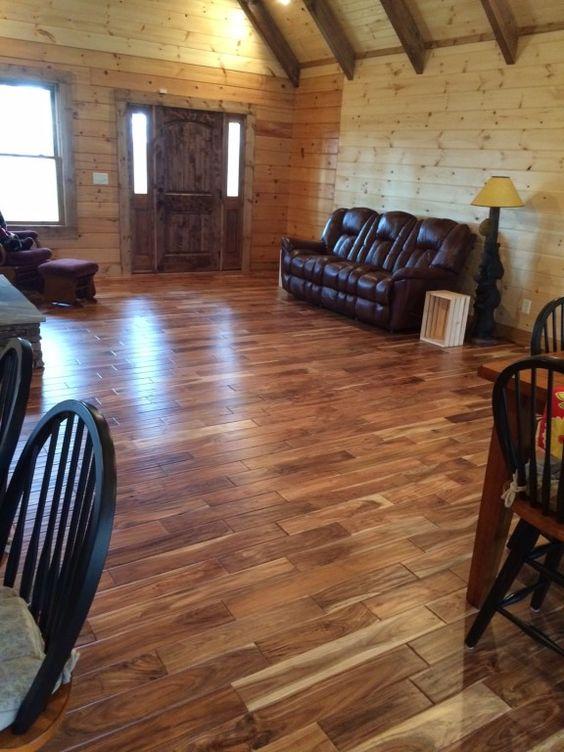 "3/4"" x 4-3/4"" Tobacco Road Acacia - Virginia Mill Works | Lumber Liquidators"