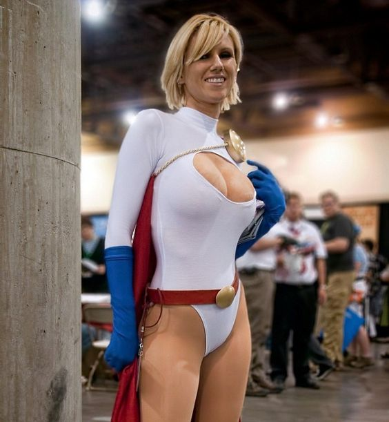 best power girl cosplay yet