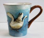 Sea Turtle 3D Mug
