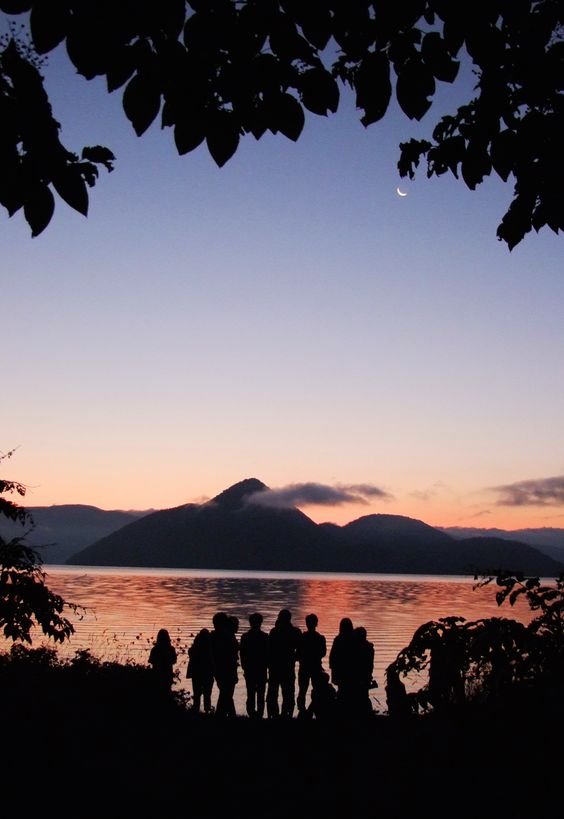Toya Lake