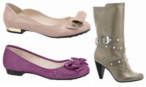 A Coleção Outono Inverno Moleca 2011 vem com sapatos super bonitos para calçar as mulheres mais exigentes! A marca investe na feminilidade, sensualidade e