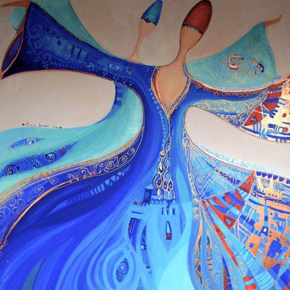 Canan Berber Art Online - 056 Canan Berber
