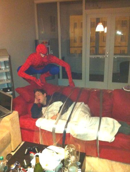 Spiderdouche