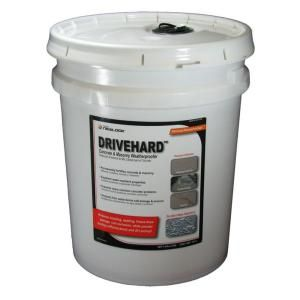 DRIVEHARD 5-gal. Premium Concrete and Masonry Weatherproofer and Fortifier-5GDH at The Home Depot
