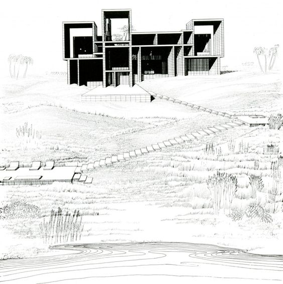 AD Classics: Milam Residence / Paul Rudolph