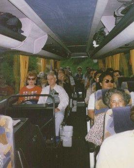 My bus tour!