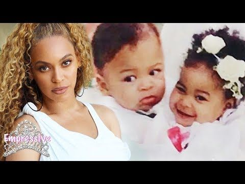 Beyonce Shows Real Pictures Of Her Twins Rumi And Sir Carter Youtube Beyonce Twin Beyonce Beyonce Kids