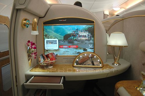 Airbus A380 First Class | Travel | Pinterest | Airbus a380, Airplanes and  Aircraft