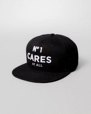 No. 1 Cares Snapback Cap