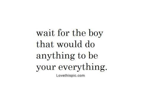 waiting girl quotes - photo #27