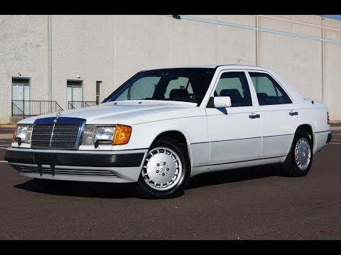 1993 Mercedes 300e Sedan White Mit Bildern