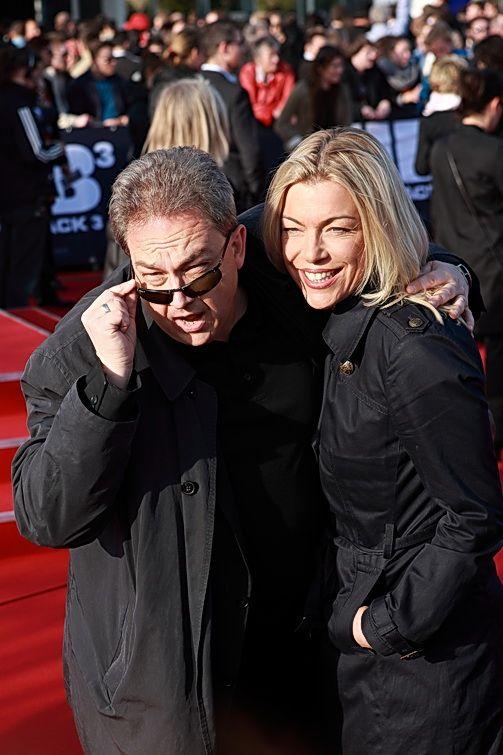 Oliver Kalkofe und seine Frau Birte Schielke