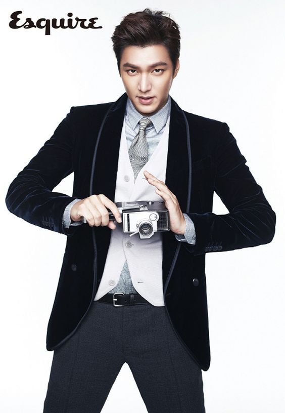Lee Min Ho - Esquire Magazine September Issue '13