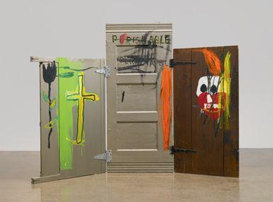 Gravestone: Jean-Michel Basquiat 1987: