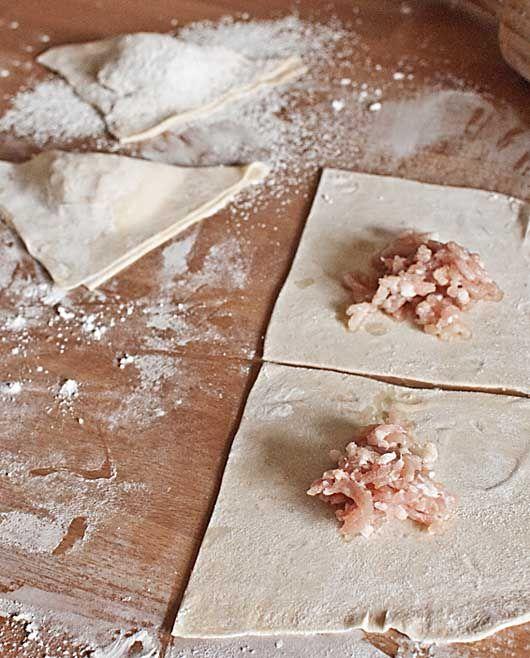Cómo hacer masa para wonton o rollitos de primavera con Thermomix