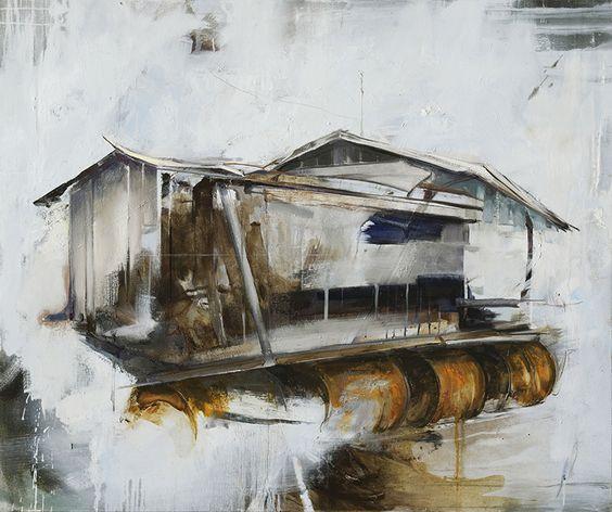 Sand in the wheels by Angelika J. Trojnarski
