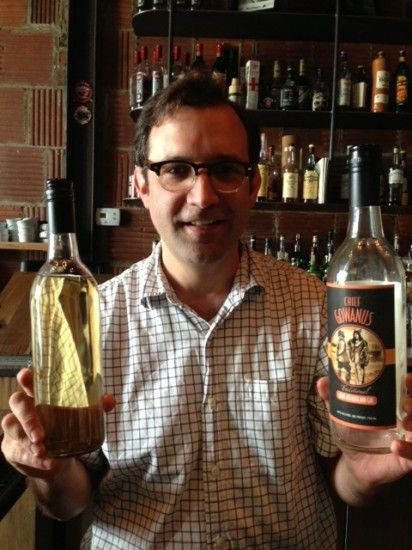 Introducing our newest gin - Chief Gowanus New-Netherland Gin (from Edible Brooklyn)