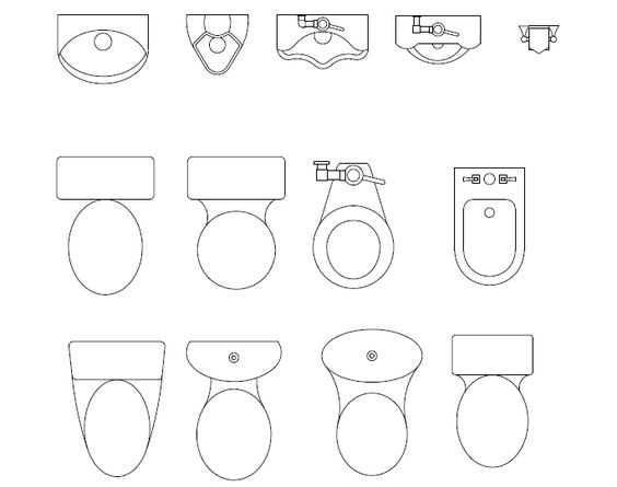 ilet symbol floor plan gallery pinterest toilets floor plan symbols