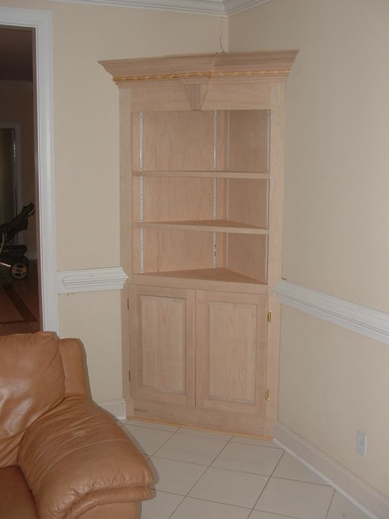 Pinterest the world s catalog of ideas for Built in entertainment center using kitchen cabinets