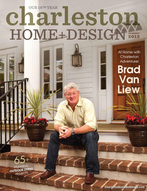 Charleston Home + Design Magazine - Winter 2015 | Design magazine ...