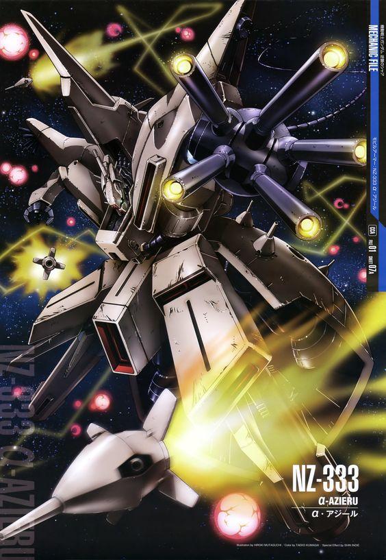 Anime 3924x5691 Gundam robot Mobile Suit Gundam Char's Counterattack Universal Century space Mobile Suit Gundam