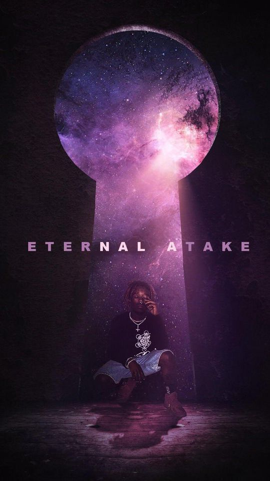 Eternal Atake Wallpaper Heroscreen In 2020 Rap Wallpaper Rapper Wallpaper Iphone Art Collage Wall