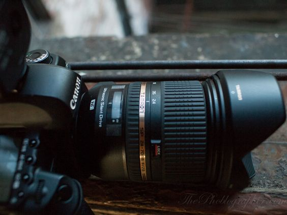 Review Tamron 24 70mm F2 8 Sp Vc Canon Ef Mount