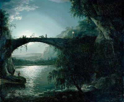 Joseph Wright, 18th Century England