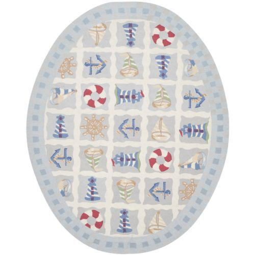 Safavieh-Chelsea-cream-Blue-Marina-Novelty-Area-Rug
