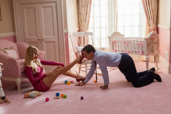 Margot Robbie Reveals Huge Problem She Had With Wolf Of Wall Street - UNILAD
