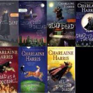 Sookie Stackhouse novels :-)