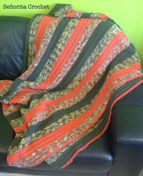 Señorita Crochet: 1001 couvertures.... / Top manta (de ganchillo)