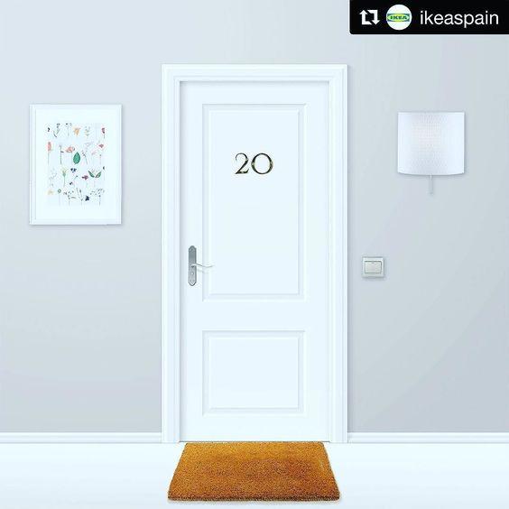 BIG IDEAS IKEA estrena la campaña más innovadora y sofisticada hasta ahora en Instagram: #Piso20 El primer proyecto de Branded Content en IG que empieza cuando tocas la puerta y entras en el Salón Ikea. Podrás recorrer e interactuar por todos los rincones del Piso 20 a través de etiquetas y cuentas conectadas y descubrir las mejores historias de la marca en estos 20 años. Felicidades a la agencia @tcreativo! Toc toc! Se puede?  Ahora tú...