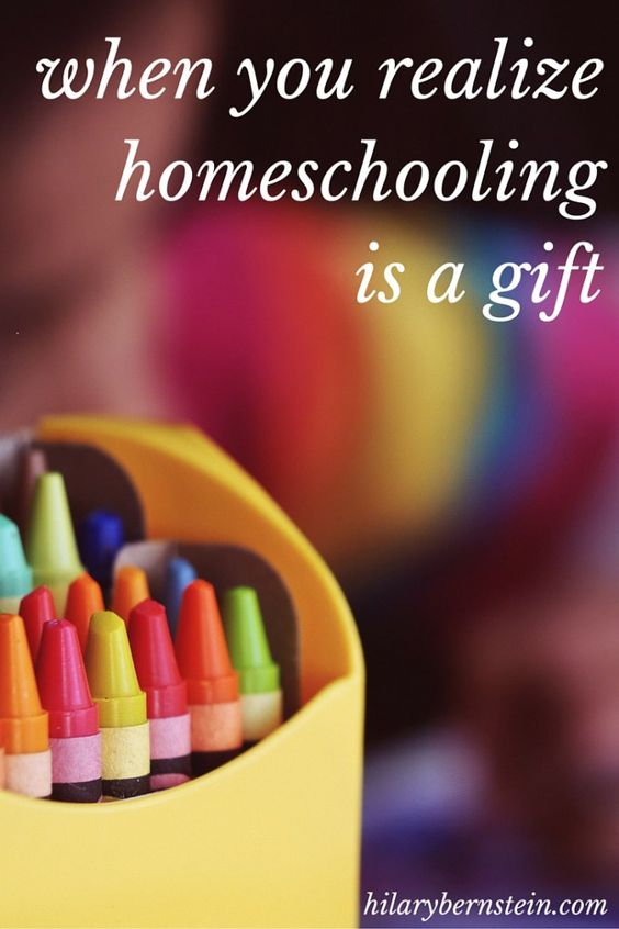 Any homeschooling mama can tell you that homeschooling is filled with challenging days … but sometimes, you realize homeschooling is a gift.