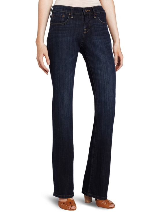 Lucky Brand Women's Easy Rider Jean           ($56.99) http://www.amazon.com/exec/obidos/ASIN/B0087AXM5K/hpb2-20/ASIN/B0087AXM5K Still, a nice product and comfy fit. - I highly recommend them if you want a mid-rise jean. - The easy rider seems to have a consistent sizing.