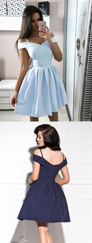 42++ Short blue formal dresses ideas info