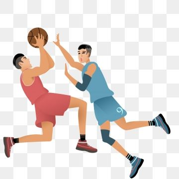 Kids Playing Basketball Cartoon Illustration Children Png Transparent Clipart Image And Psd File For Free Download Kids Clip Art Kids Playing